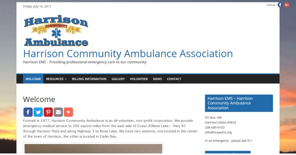 Harrison Community Ambulance Association