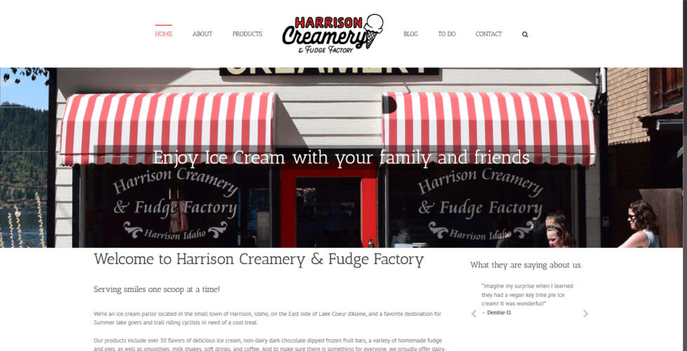 Harrison Creamery