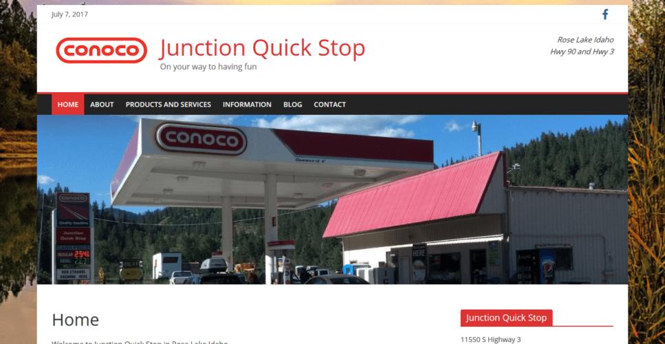 Junction Quick Stop - Rose Lake Idaho